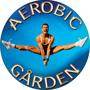 Aerobicgården – fitness, special træning, spinning, træning, crossfit Logo